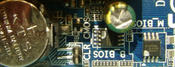 BIOS и CMOS